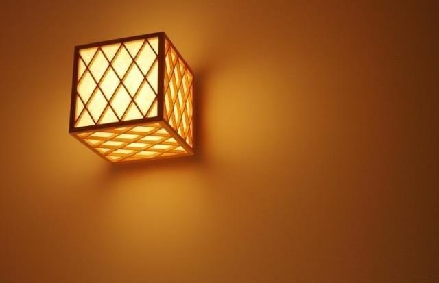 miyako andon wall light (kumiko)