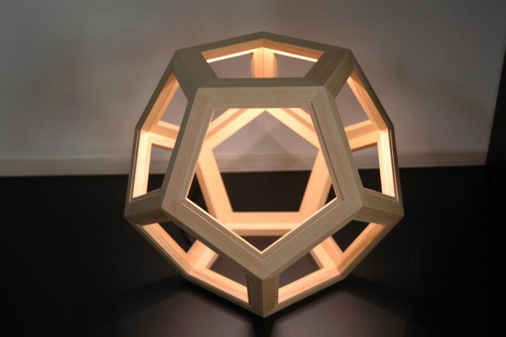 miako andon LED table lamp